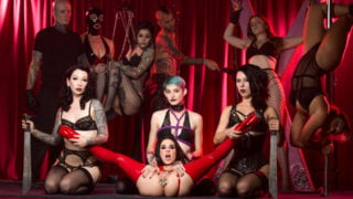 Joanna Angel Gangbang – As Above So Below Part 1