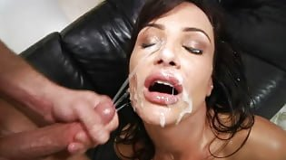 Facial sexvideo-film 9